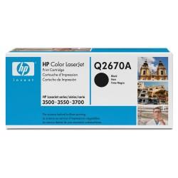 Toner HP LaserJet Original 308A Preto (Q2670A)