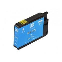Tinteiro Compatível HP 933XL Azul (CN054AE)