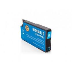 Tinteiro Compatível HP 951XL Azul