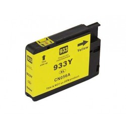 Tinteiro Compatível HP 933XL Amarelo (CN056AE)