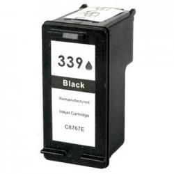Tinteiro Compatível HP 339XL Preto (C8767E)