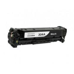 Toner Compatível HP 304A Preto (CC530A)