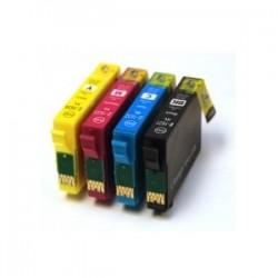 Conjunto 4 Tinteiros Epson 16 XL - T1631/2/3/4 (T1635)