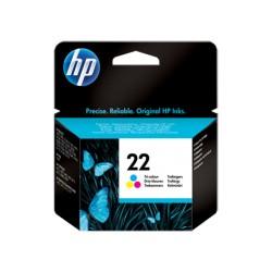 Tinteiro HP 22 Colorido (C9352AE)