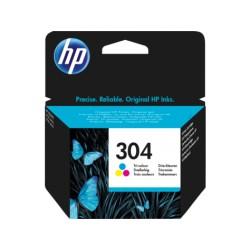 Tinteiro HP 304 Colorido (N9K05AE)
