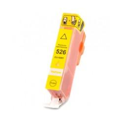 Tinteiro Compatível Canon CLI 526 Amarelo