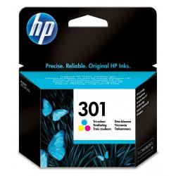 Tinteiro HP 301 Colorido (CH562E)