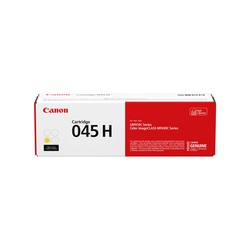 Toner Compativel Canon 045H Amarelo (1243C002)